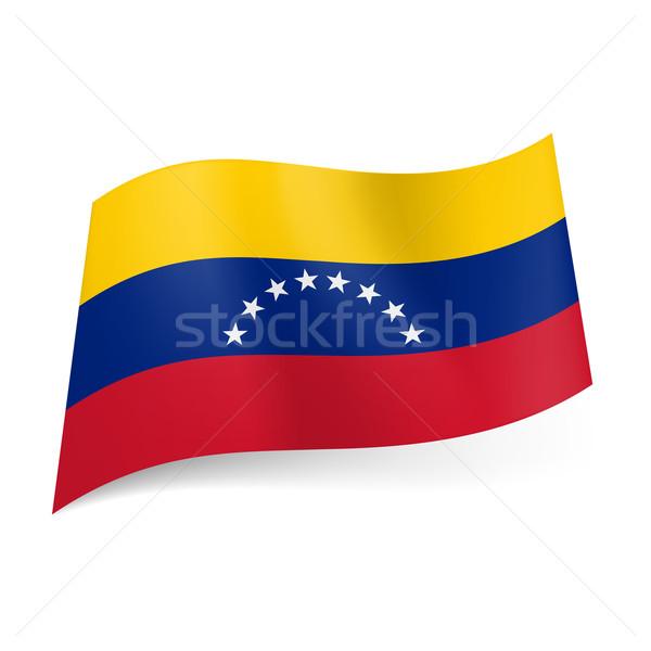 State flag of Venezuela Stock photo © dvarg