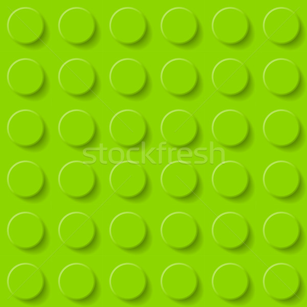 Stock photo: Plastic construction kit background.