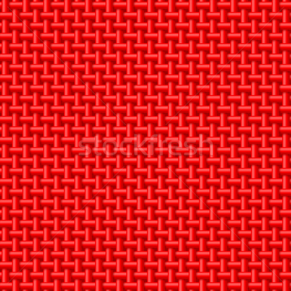 Red cloth texture Stock photo © dvarg