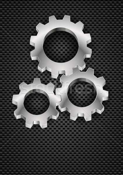 Gearwheel  Stock photo © dvarg