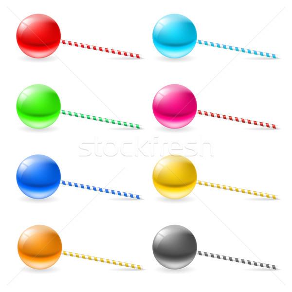 Lollipops Stock photo © dvarg