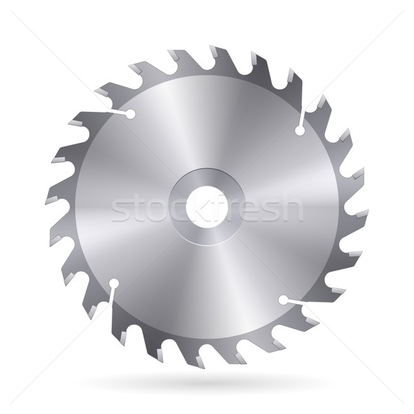 Circular saw blade Stock photo © dvarg
