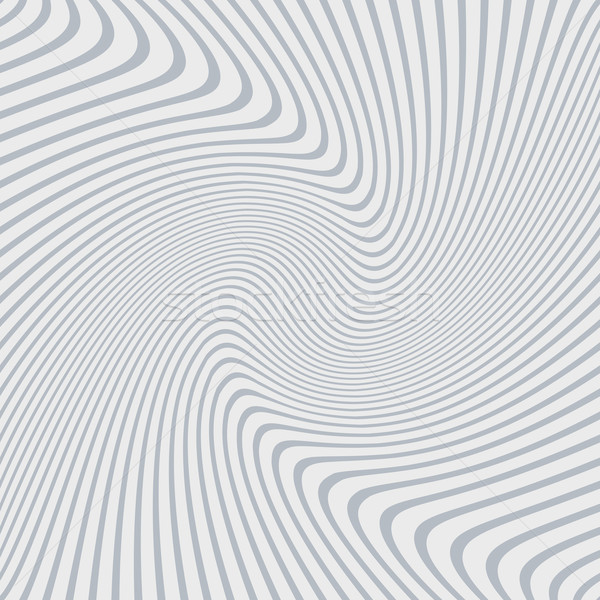 Streszczenie zniekształcony linie szary biały kolory Zdjęcia stock © dvarg