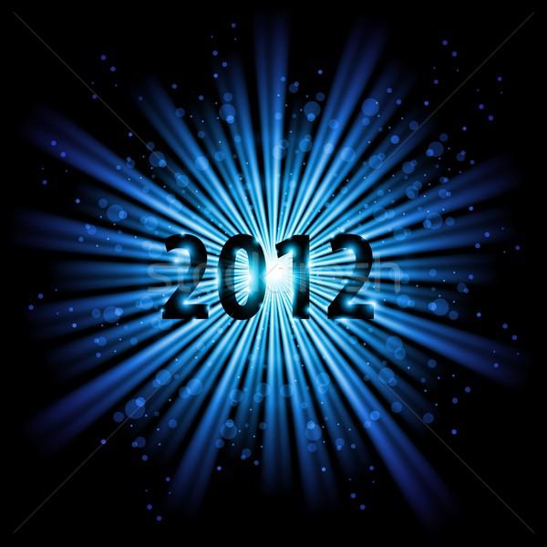 Happy New Year Stock photo © dvarg