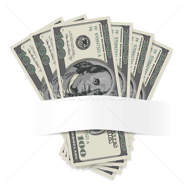 Dollars Stock photo © dvarg