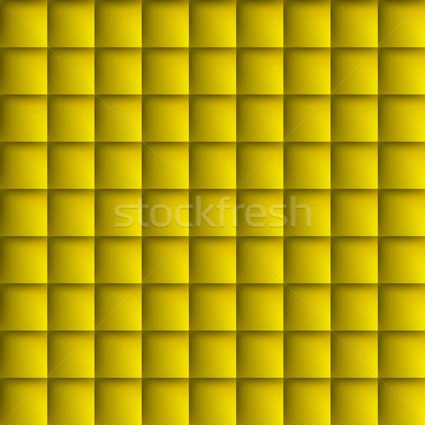 Zdjęcia stock: Streszczenie · taflowy · żółty · tekstury