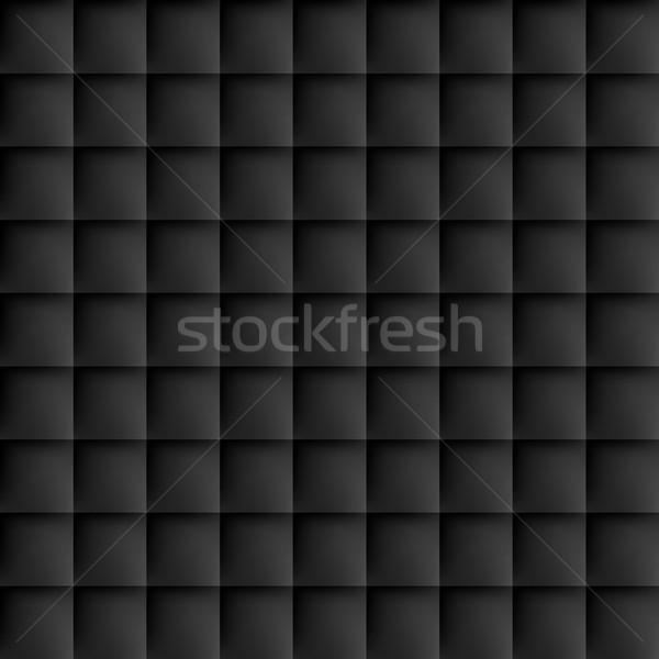 Streszczenie taflowy czarny tekstury Zdjęcia stock © dvarg