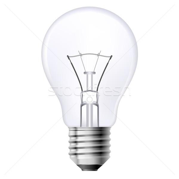 Filament Lamp Stock photo © dvarg
