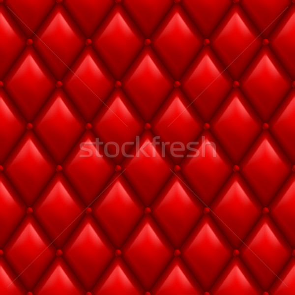 Rood leder abstract illustratie ontwerper ontwerp Stockfoto © dvarg