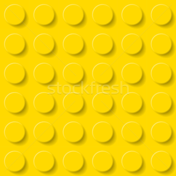 Stock photo: Plastic construction kit background.