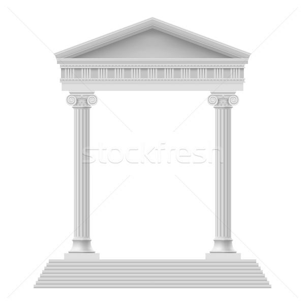 Architectural element Stock photo © dvarg