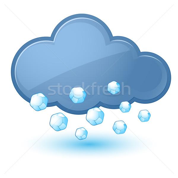 Cloud Stock photo © dvarg