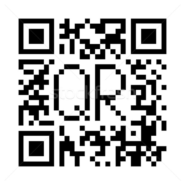 QR Code Stock photo © dvarg