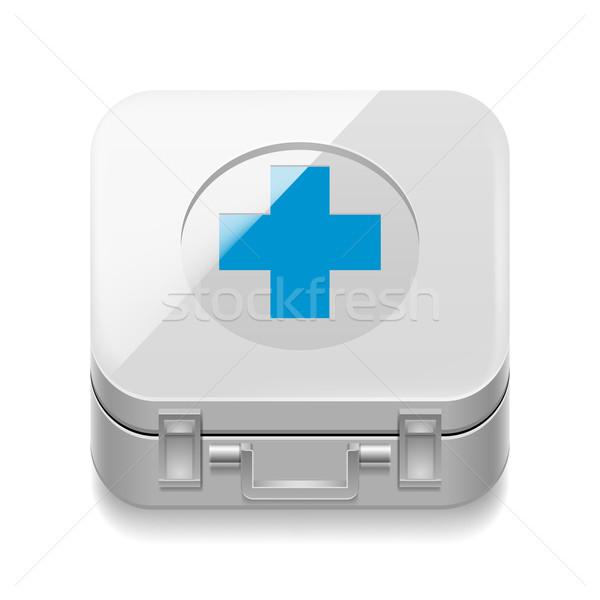 First-aid kit Stock photo © dvarg