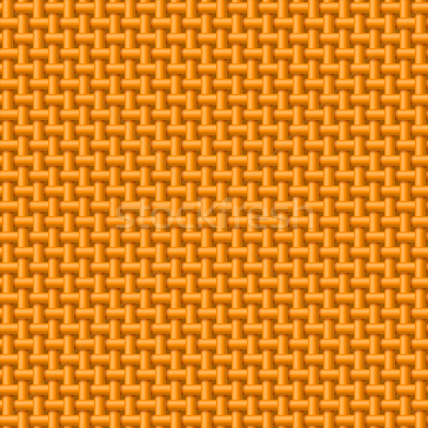 Orange cloth texture Stock photo © dvarg