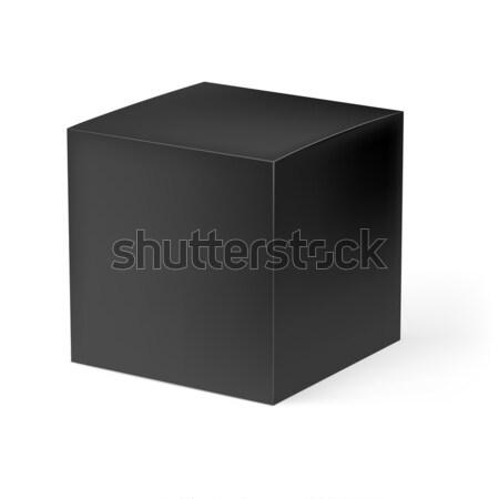 Black box Stock photo © dvarg