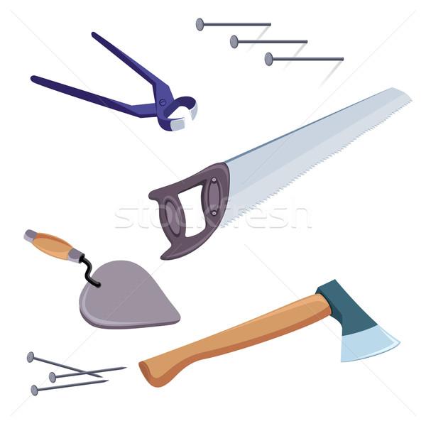 Tools Stock photo © dvarg