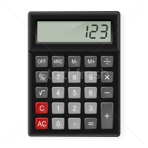 Calculator Stock photo © dvarg