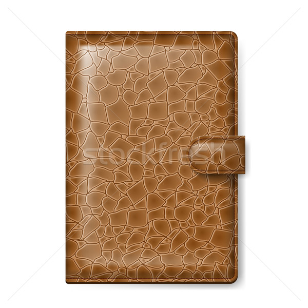 Leather wallet Stock photo © dvarg