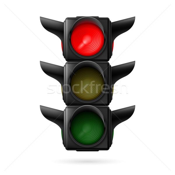 Stoplight Stock photo © dvarg