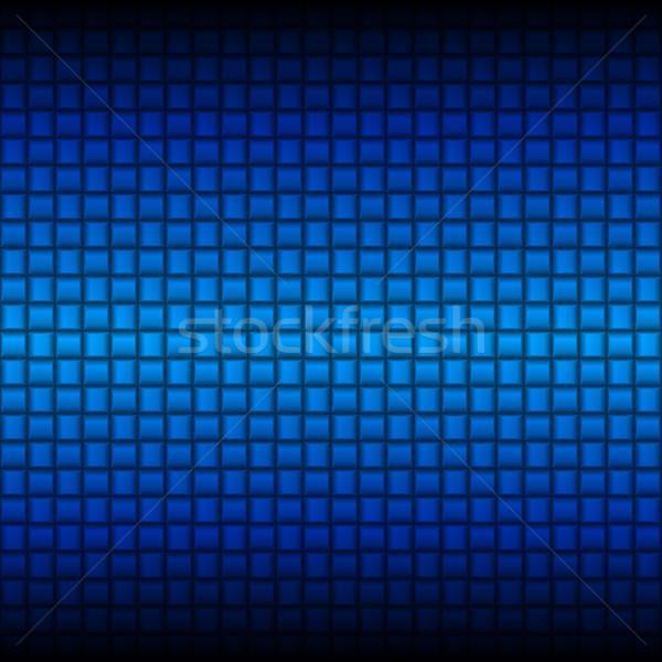 Metalic blue industrial texture Stock photo © dvarg