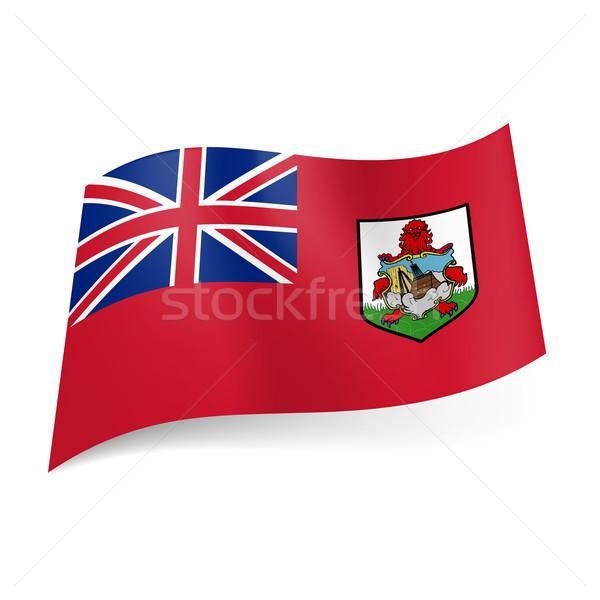 Flag of  Bermuda Stock photo © dvarg