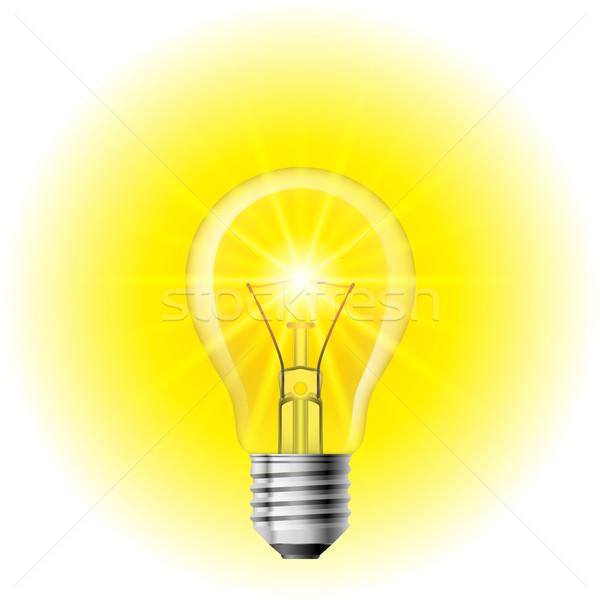 Light bulb Stock photo © dvarg