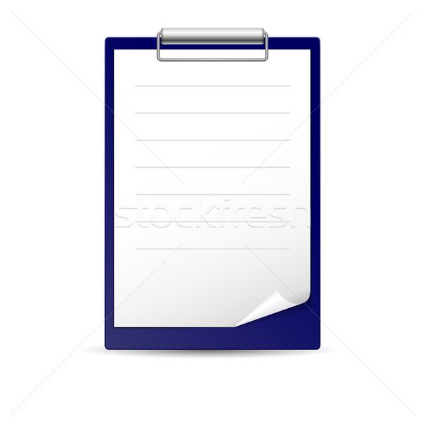 Icon merkt papier donkere basis textuur Stockfoto © dvarg