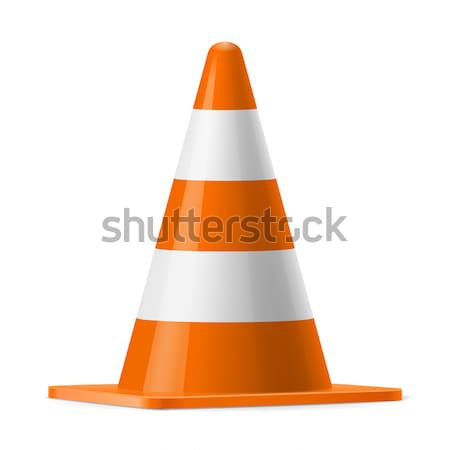Traffic cone  Stock photo © dvarg