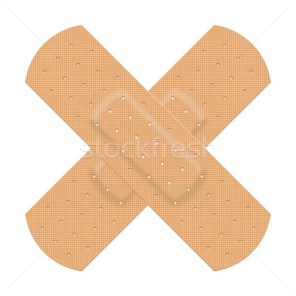 Medical adhesive plaster Stock photo © dvarg