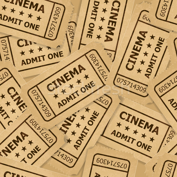 Cinema tickets. Stock photo © dvarg