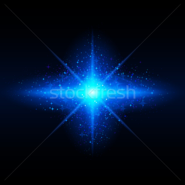 Star galaxy. Stock photo © dvarg