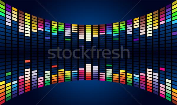 Sound waveform Stock photo © dvarg
