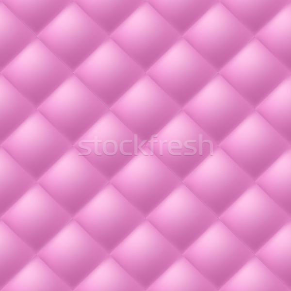 Absztrakt lila puha mintázott négyzetek közelkép Stock fotó © dvarg