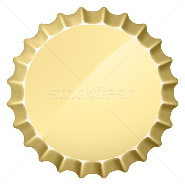 Bottle cap Stock photo © dvarg