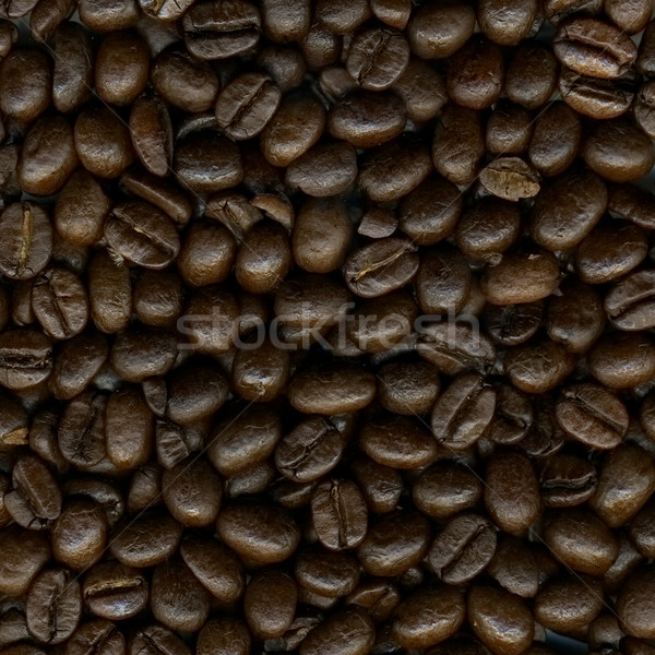 Brown coffee Stock photo © dvarg