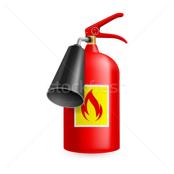Fire extinguisher  Stock photo © dvarg