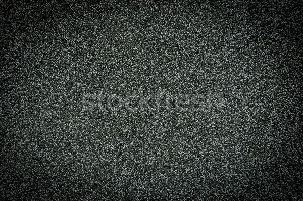 アスファルト テクスチャ 壁 背景 黒 暗い ストックフォト © dzejmsdin