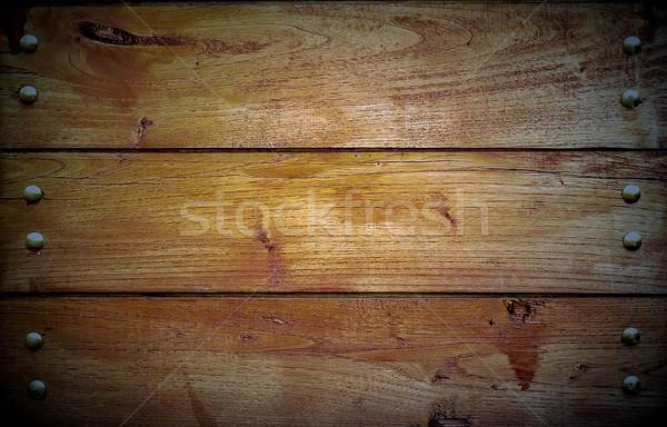 Photo stock: Bois · texture · naturelles · bois · lumière
