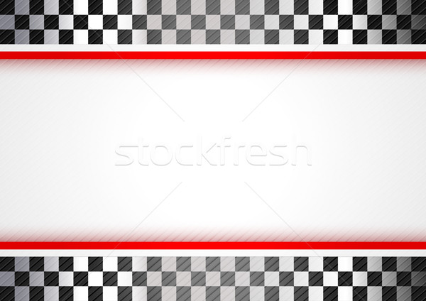 Racing red background Stock photo © Ecelop
