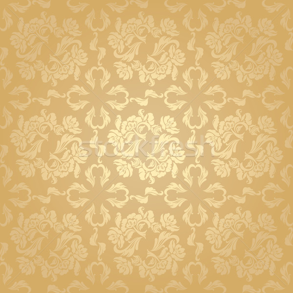 Seamless background flowers, floral - pattern Stock photo © Ecelop