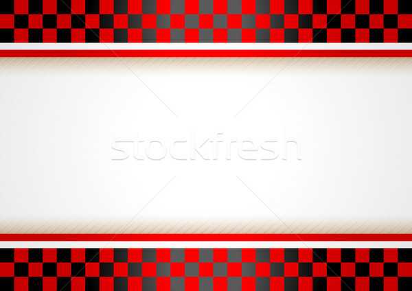 Race horizontal background Stock photo © Ecelop