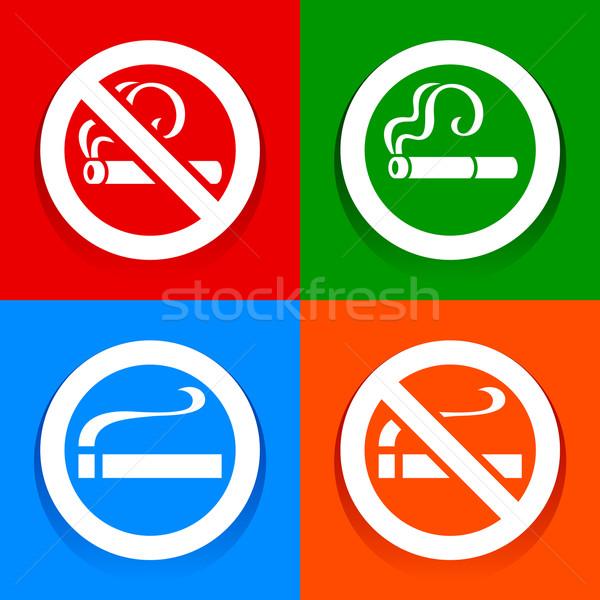 Сток-фото: прав · промышленности · сигарету · сигару