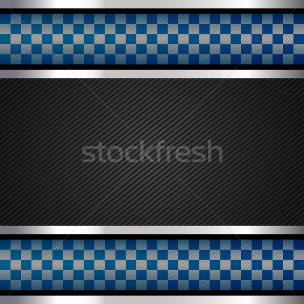 Police backdrop, striped surface Stock photo © Ecelop