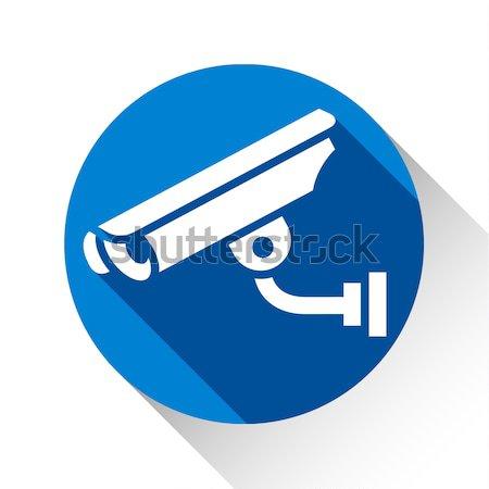 surveillance camera Stock photo © Ecelop