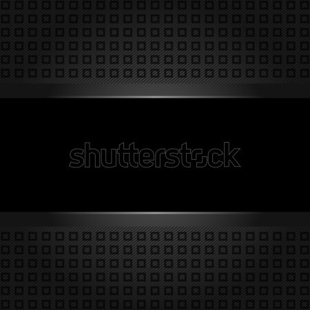 Abstract black background. plastic texture Stock photo © Ecelop