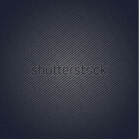 Striped fabric surface for blue background Stock photo © Ecelop
