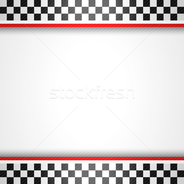 Racing square background Stock photo © Ecelop