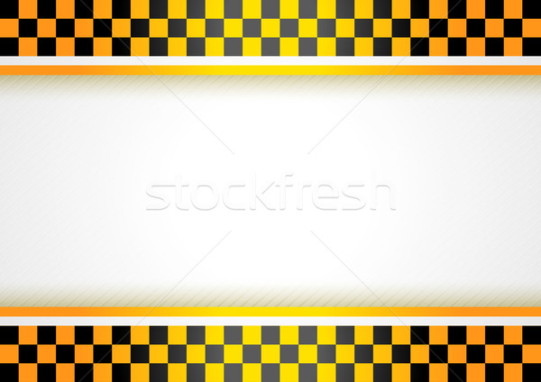 Cab background Stock photo © Ecelop