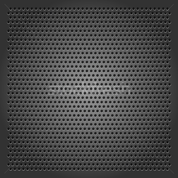 Background perforated sheet Stock photo © Ecelop